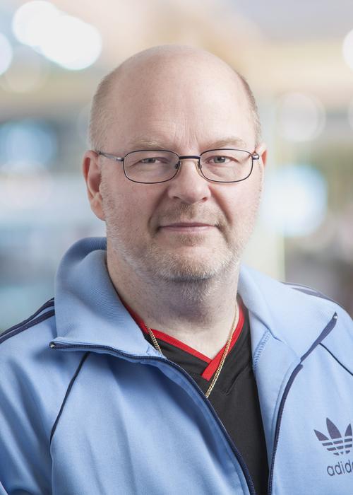 Sven Sjölund Systemtekniker