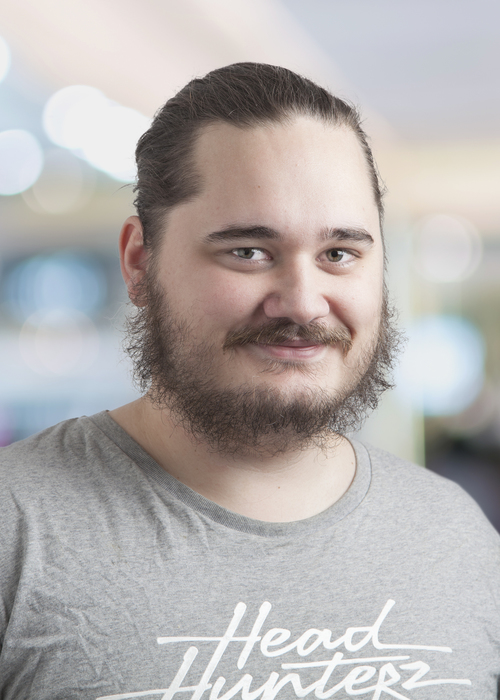 Erik Nordell Systemtekniker